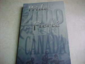 2000 Pride Proud To Be Canadian Coloured Maple Leaf Quarter!! London Ontario image 3