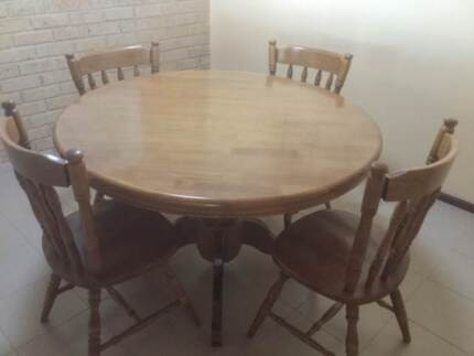 Meals Dining Suite Round Table