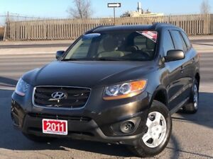 2011 Hyundai Santa Fe GL ACCIDENT FREE FINANCING AVAILABLE