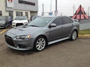 2014 Mitsubishi Lancer Ralliart Turbo