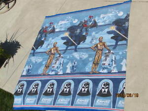 Star Wars Empire Strikes Back Blanket Kitchener / Waterloo Kitchener Area image 4
