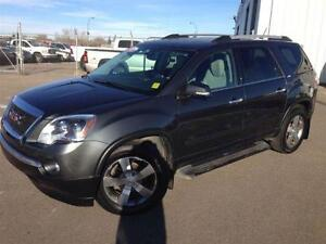 $2500 Xmas Cash Back - $101 Weekly - 2012 GMC ACADIA