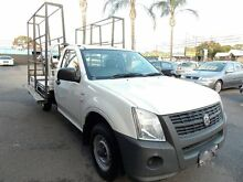 2006 Holden Rodeo RA MY06 DX White 5 Speed Manual Cab Chassis Enfield Port Adelaide Area Preview