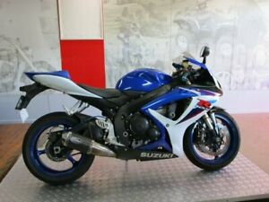 2007 Suzuki GSX-R600 Moorooka Brisbane South West Preview