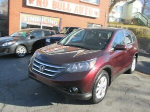 2014 Honda CR-V EX AWD, Only 74000 kilometers