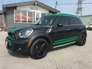 2015 MINI Cooper Countryman S|PANNO ROOF|LEATHER SEATS|
