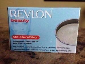 **NEW IN BOX** Revlon Seaweed and Paraffin Refills Cambridge Kitchener Area image 2