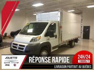 2015 Ram ProMaster 3500 Cab Chassis Low Roof,14 PIEDS, AUTO, A/C