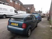 Audi A2, 1.4 TDi, Farnworth, Bolton