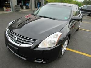2012 Nissan Altima 2.5 S clean carproof! 1 owner!