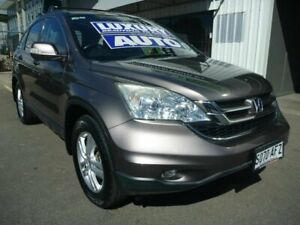 2010 Honda CR-V RE MY2010 Luxury 4WD Grey 5 Speed Automatic Wagon Edwardstown Marion Area Preview