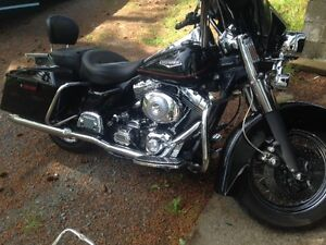harley flh, sale or trade