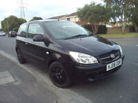 2008 Hyundai Getz 1.1 GSI - ideal first car / runaround - cheap to run