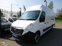 2014 64 VAUXHALL MOVANO 2.3CDTI ( 125ps ) L3H3 R3500 MAXI ROOF