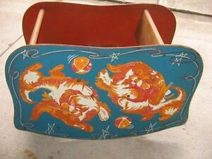 Vintage Toddler Teeter Totter Rocker
