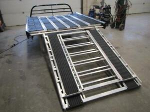 NASH TRUCK DECKS *** 7 FOOT *** ALUMINUM SLED DECKS !!!