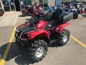 2005 Yamaha Grizzly 660 with Winch - $3995
