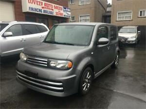 2010 Nissan cube 1.8 Krom, back up camera