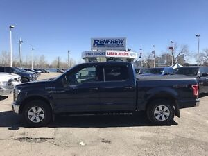 2015 Ford F-150 4WD SuperCrew XLT Great shape