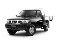 2015 Nissan Patrol MY14 DX (4x4) 5 Speed Manual Cab Chassis Australia Australia Preview