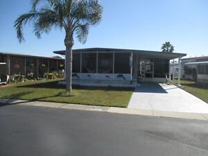 For Sale  Double Wide Mobile in 4 Seasons Estate, Largo Florida