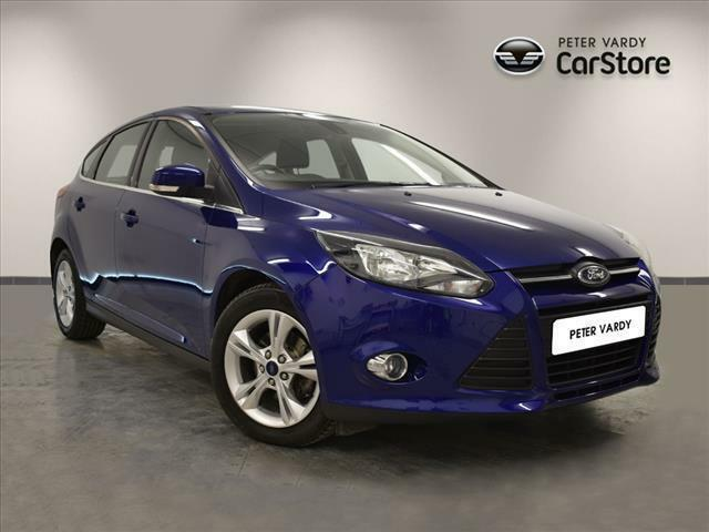 2014 FORD FOCUS DIESEL HATCHBACK