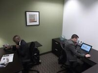 Shared Office Space Available!