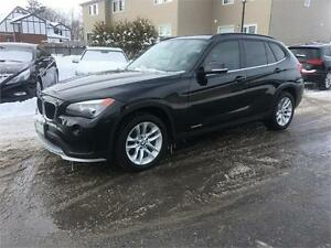 2015 BMW X1 xDrive28i | Premium Package | Pano Roof |