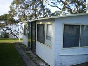 LEASE ONLY HOLIDAY CARAVAN & ANNEX IN OVER 55'S VILLAGE Halekulani Wyong Area Preview