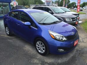 "2013 KIA RIO GDI ""HEATED SEATS"""