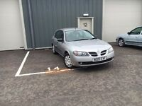 Nissan Almera 1.5, New MOT, Clutch & Service, Great Condition, Warranty