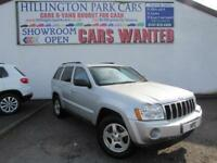 2007 Jeep Grand Cherokee 5.7 HEMI AUTO, FULL LEATHER INTERIOR