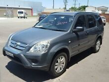 2006 Honda CR-V (4x4) Extra Grey 5 Speed Automatic Wagon Georgetown Newcastle Area Preview