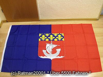 Fahnen Flagge Paris Frankreich - 90 x 150 cm ()