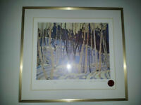 Tom Thomson (Group of Seven) Print