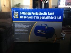 Power Fist 5 gallon air pig. BRAND NEW in the package.