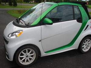 2014 Smart Fortwo convertible Cabriolet