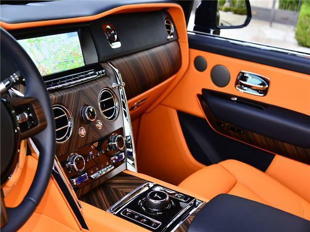 Image 18 Coche Americano usado Rolls-Royce Cullinan 2020