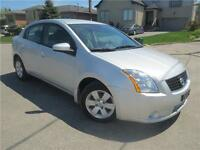 2009 Nissan Sentra 2.0 S* VERY LOW KMS*LIKE NEW*
