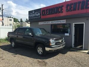 2003 Chevrolet Avalanche CLOTH