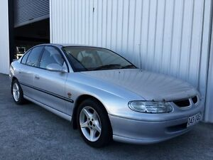 1998 Holden Commodore VT Berlina Silver 4 Speed Automatic Sedan Parkwood Gold Coast City Preview
