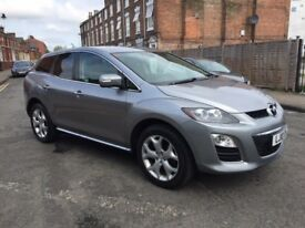 mazda cx 7 sport tec d mot11/05/19 lady owner from last 4 years