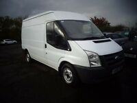 2008 Ford Transit Semi High Top Van MOT'd April £2795