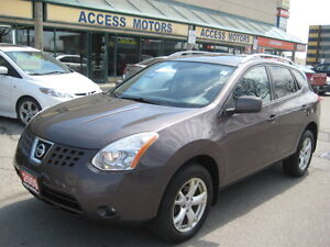 2009 Nissan Rogue, Leather, Sunroof, AWD, extra clean best price