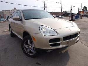 2004 Porsche Cayenne S, FACTORY NAVIGATION, NO ACCIDENTS!!