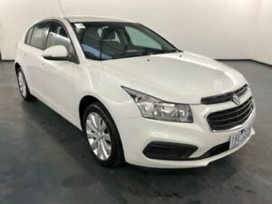 2016 Holden Cruze JH MY16 Equipe White 6 Speed Automatic Hatchback Sunshine North Brimbank Area Preview
