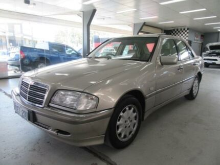 1999 Mercedes-Benz C240 Elegance Smoke Silver 5 Speed Automatic Sedan Fyshwick South Canberra Preview