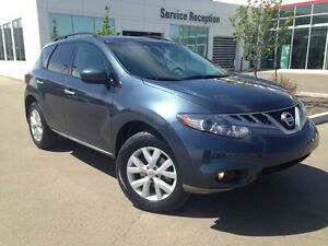 2012 Nissan Murano SV AWD Backup Cam, Heated Seats, Push Button