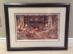 """""""Christmas at the Cottage"""", Tricia Romance #7117 of 15,000"""