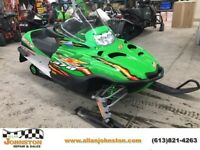 2006 Arctic Cat Z 370 Ottawa Ottawa / Gatineau Area Preview